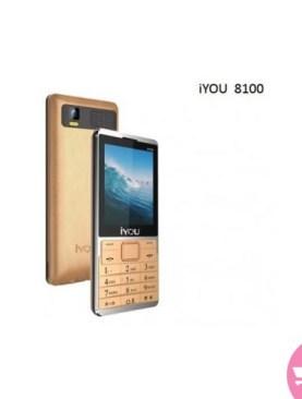 iyou 8100 Tri Sim - Gold