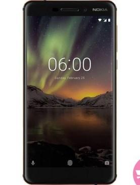 Nokia 6.1 (2018) - Blue