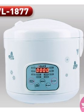 Newal NWL-1877 Electric Multi Cooker 1877 - White