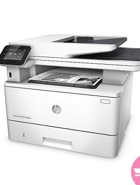SuperFast HP LaserJet Pro M426dw Black & White Wireless Multifunctional (Print Scan Photocopy) Printer + Free Printer USB Cable