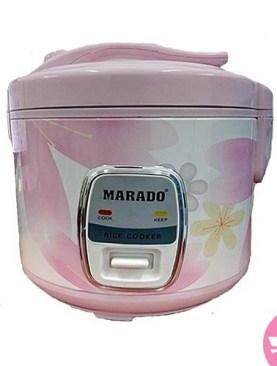Morado Rice Cooker - 4 Litres