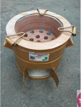 Energy Saving Stove