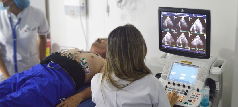 Cardiología no invasiva Adulto y Pediátrico