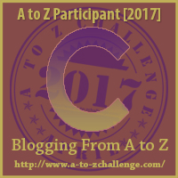 AZChallenge C - character quiz