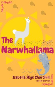 The Narwhallama by Sef Churchill