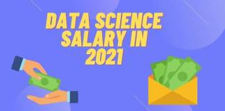 Data Science Salary in 2021