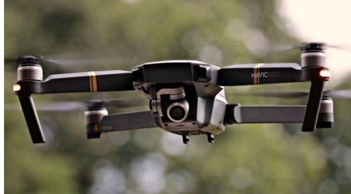 Swarm Intelligence Drones