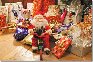 le mythe du Pére Noel