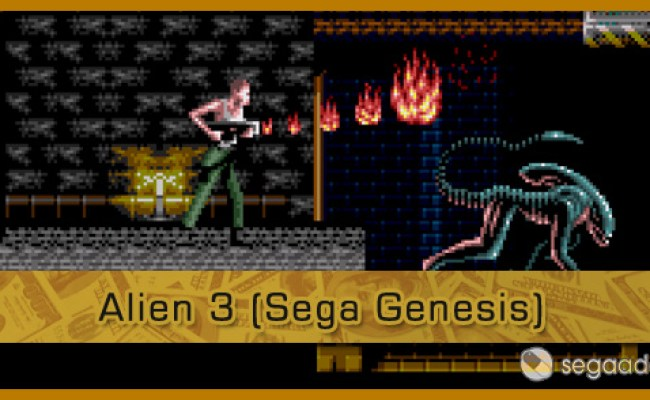 5 10 And 20 Get Your Giger On Sega Addicts