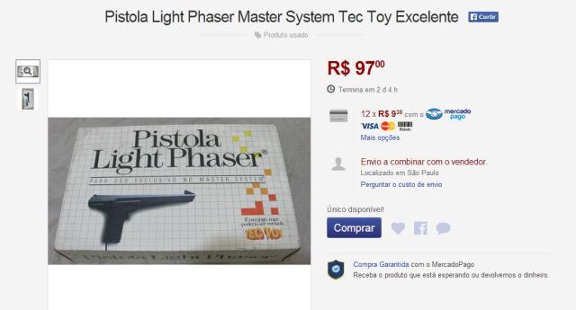 light phaser