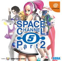 Pochette Space Channel 5 Part 2