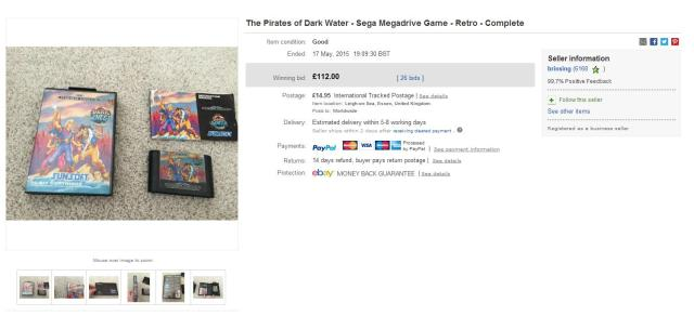 pirates dark water