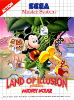 jaquette Land of Illusion