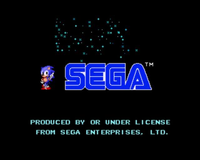 Sonic est là à chaque lancement du Mega CD
