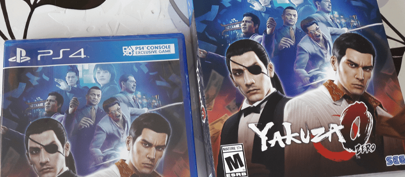 Yakuza 0 - Business Launch Edition | Collection