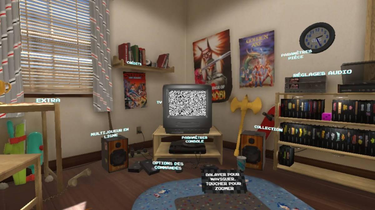 SEGA® Mega Drive Classics : Quand la Switch devient la meilleure des Nomad
