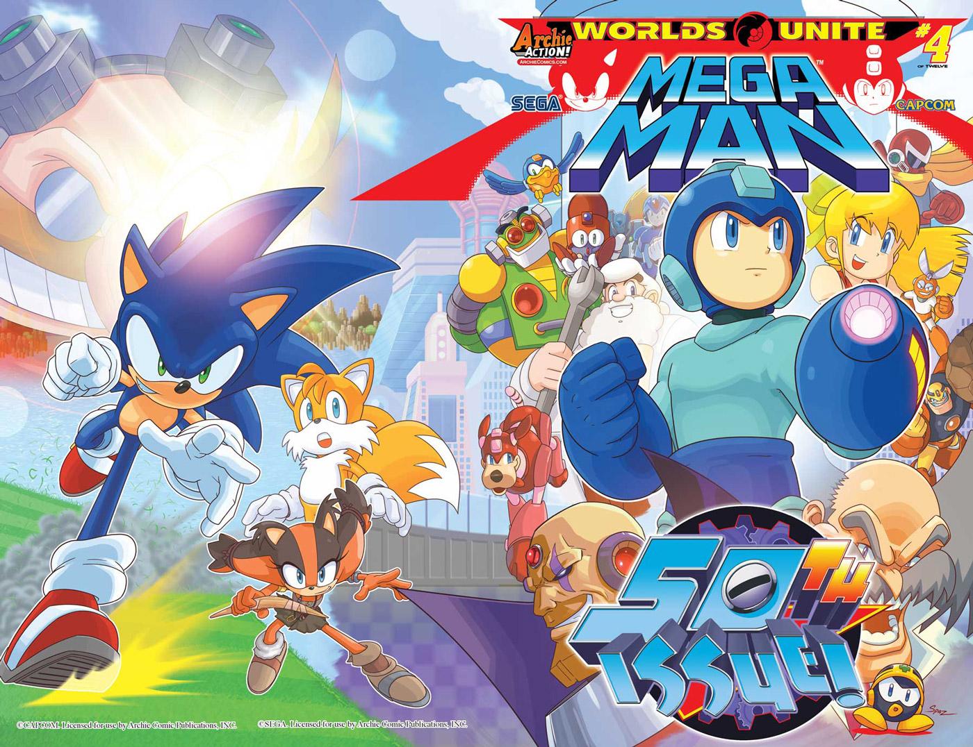 100th Anniversary Sonic