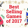 Nintendo Switch Top 20 Selling Games Of 2017 Includes