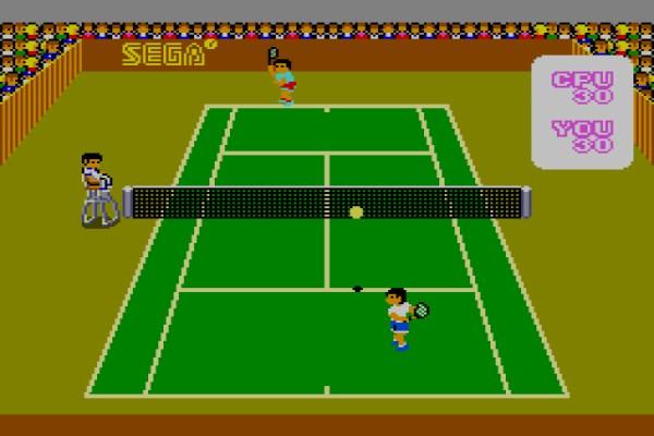 Great / Super Tennis