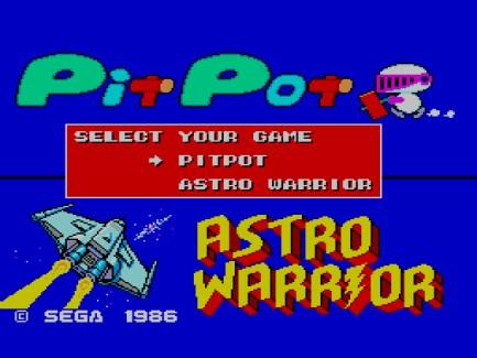 Astro Warrior & Pit Pot (E) [!]000