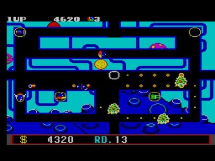 Fantasy Zone - The Maze (UE) [!]002