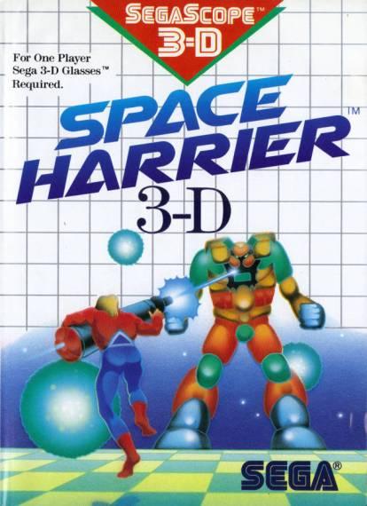 SpaceHarrier3DUS