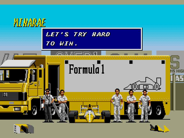 Super Monaco GP