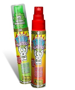 Brain Blasterz Spray Candy