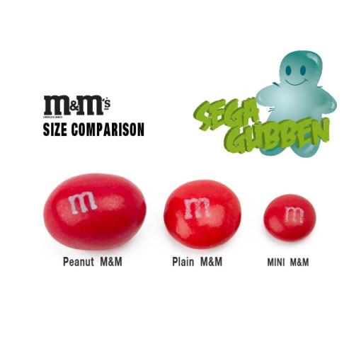 M&M´s Peanut 1 KG