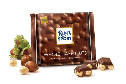 Ritter Sport Whole Hazelnut