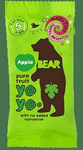 Bear Nibbles Apple YOYO