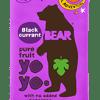 Bear Nibbles Blackcurrant YOYO