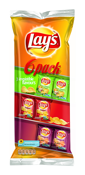 Lays 6-Pack