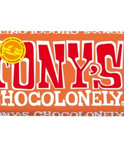 Tony's Milk Chocolate Caramel Sea Salt 180 g