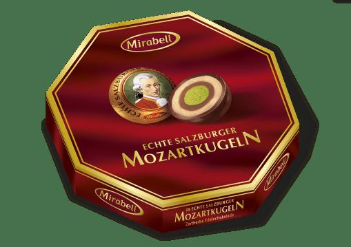 Mirabell Mozartkugeln 200g