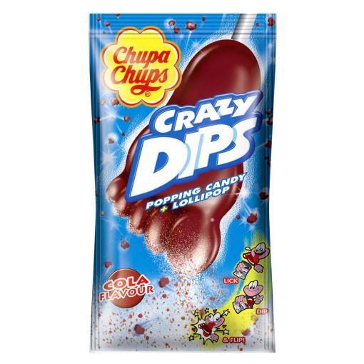 Chupa Chups Crazy Dip Cola
