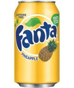 Fanta Pineapple