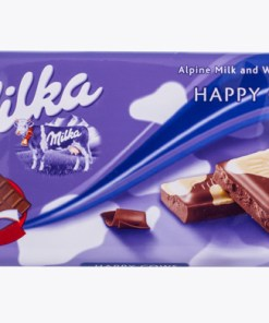 Milka Happy Cow