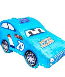 Pinata Bil Blå