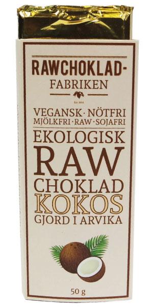 Rawchokladfabriken Kokos