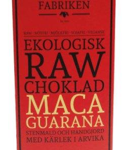 Rawchokladfabriken Maca Guarana