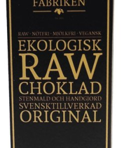 Rawchokladfabriken Original 73%