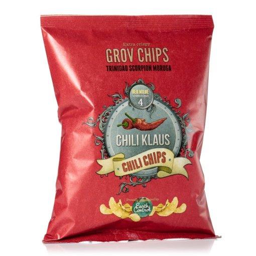 Chili Klaus Chips Vindstyrka 4