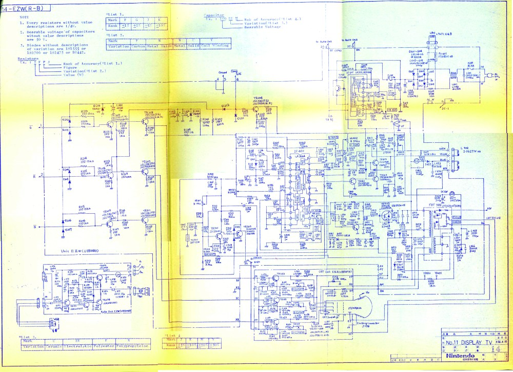 medium resolution of sanyo tv diagram wiring diagram data today sanyo schematic diagram