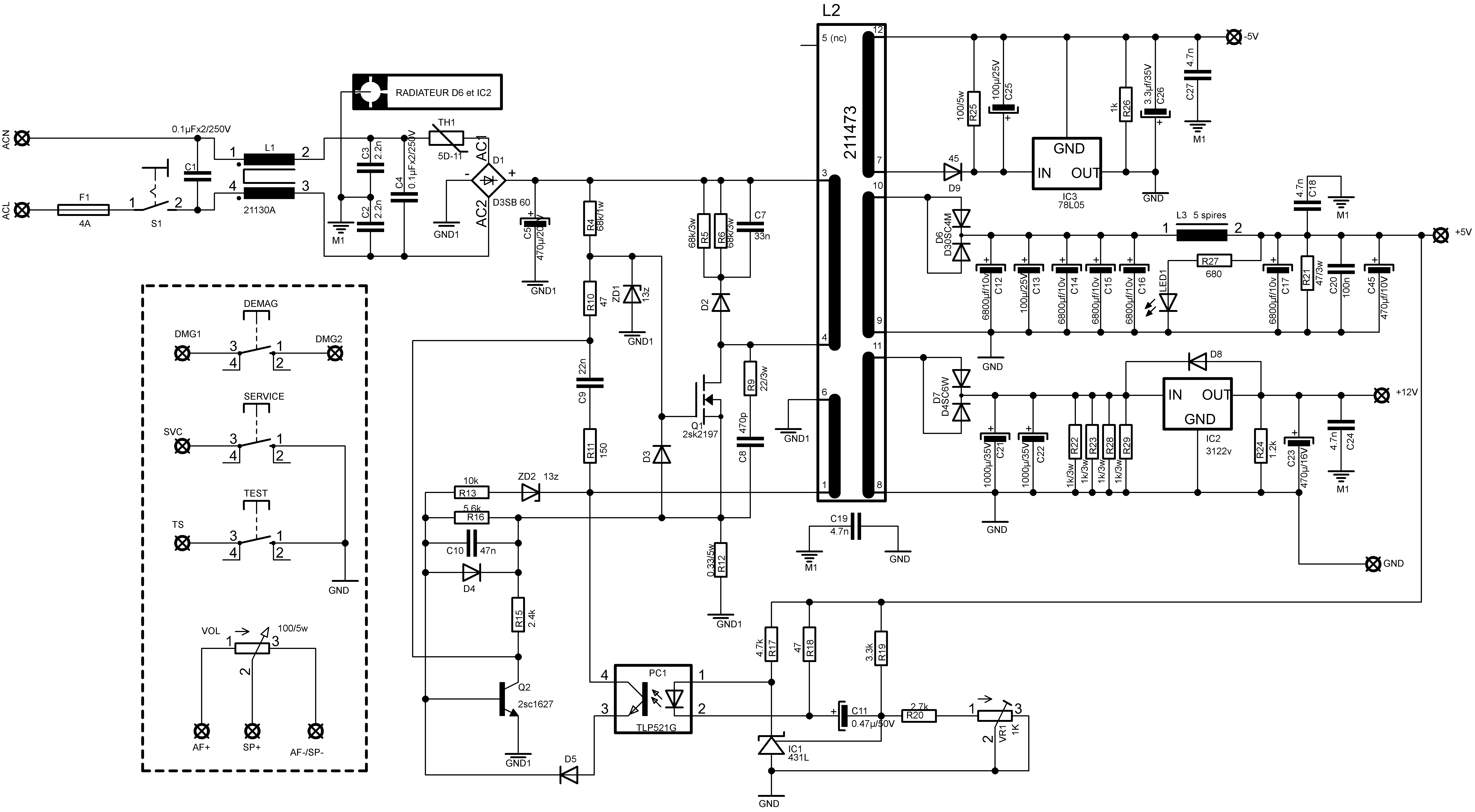 Sega 400 Psu Schematic Sega Made Bad Decisions