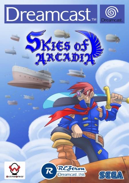 Skies of Arcadia by Axur Eneas