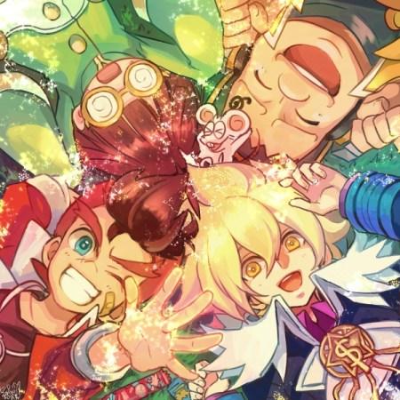 Hero Bank IV by Rojio