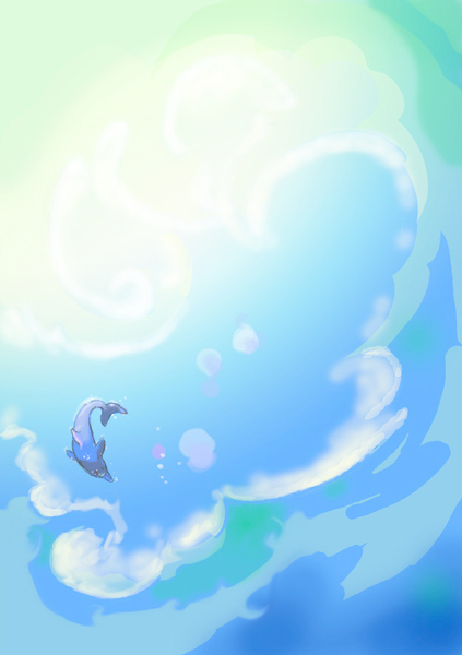 Ecco the Dolphin by  Shiro