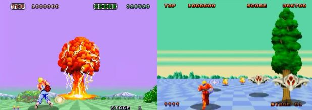 retro_review_Space_Harrier_2_explosions