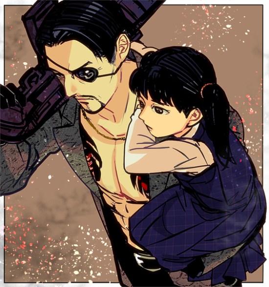 Yakuza by Zu o n